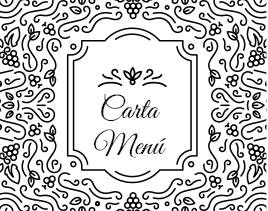 carta-menu